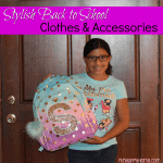 Stylish Back To School Backpacks & Clothes Your Tween Will Love
