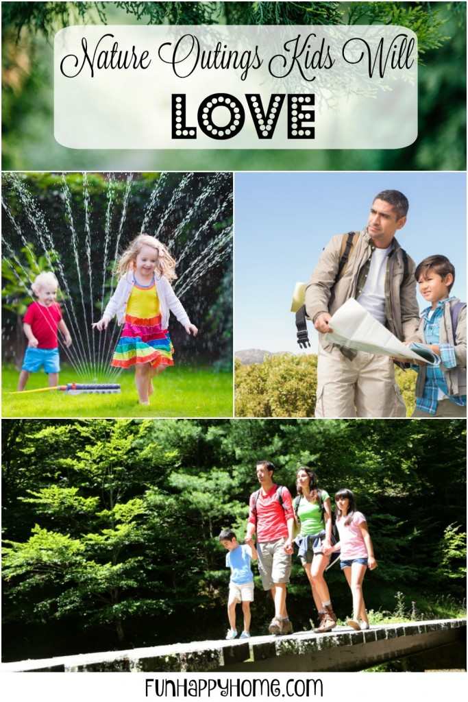 Nature Outings Kids Will Love Fun Activities to Get Your Kids To Play Outside
