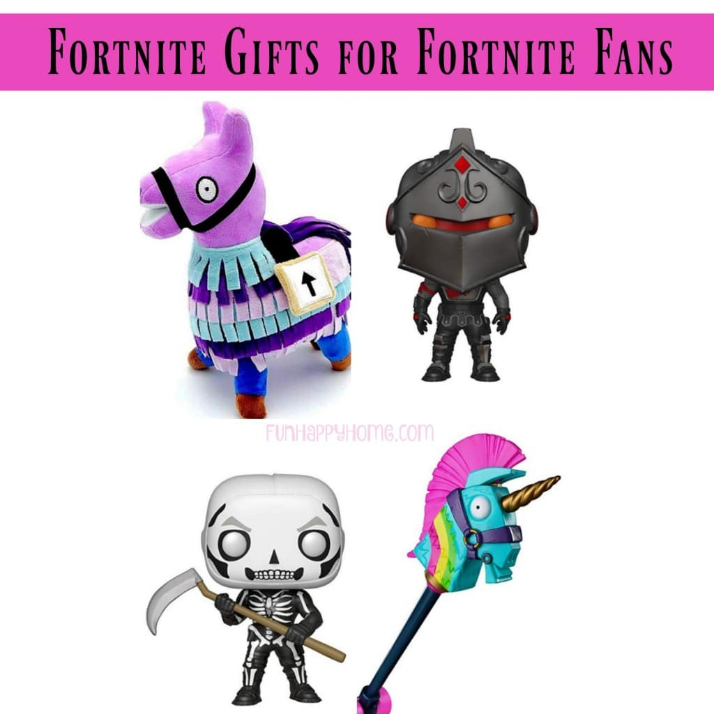 Fortnite Gifts for Fortnite Fans - A Gift Guide For Fornite Fans