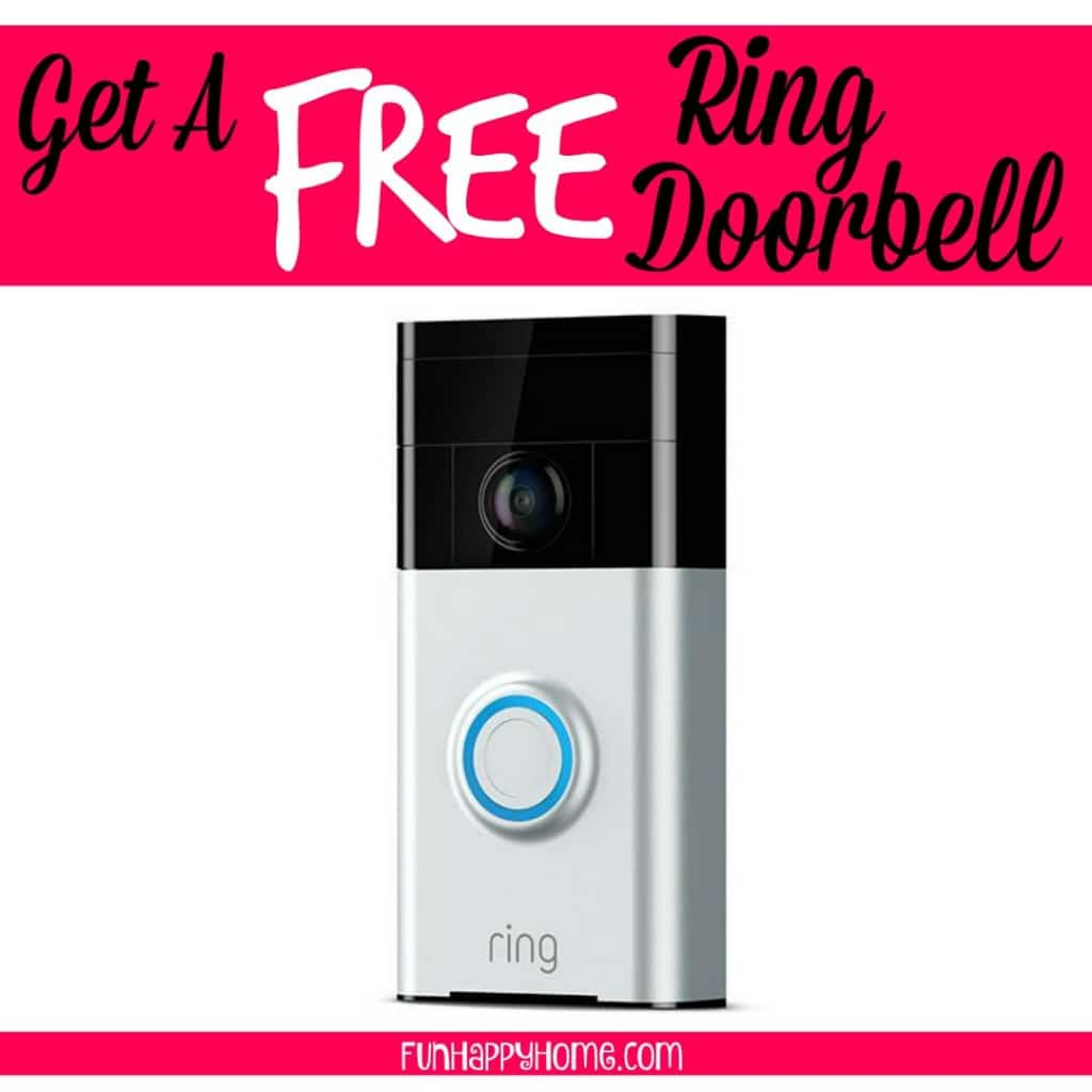 Get A Free Ring Doorbell: Here's What You Need To Know & Do