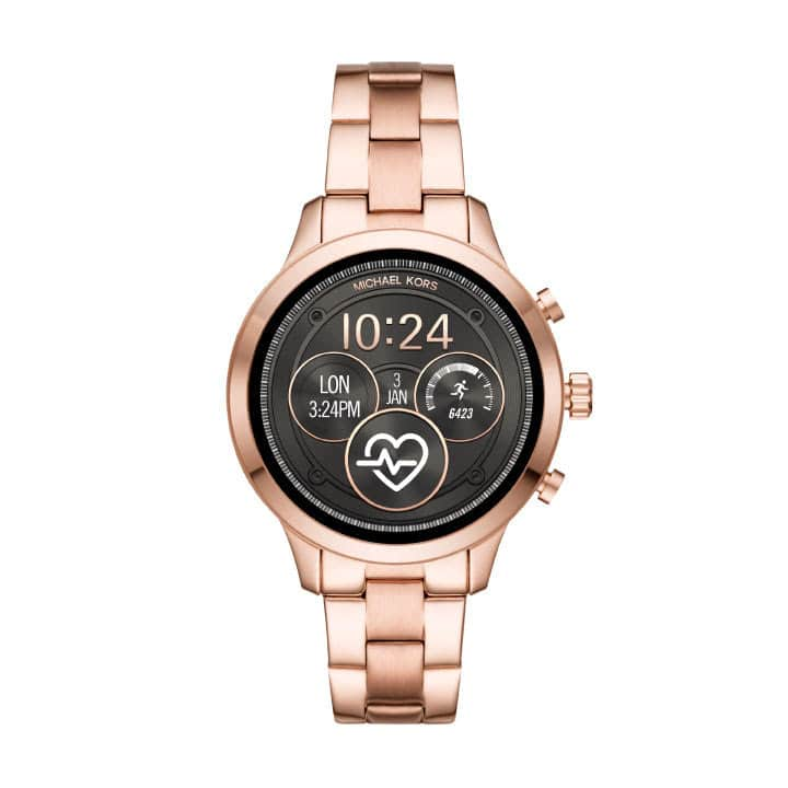 Michael Kors Access Runway Smartwatch in Rose Gold