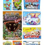 Popular Board Games for Kids: Age Appropriate Kids Games