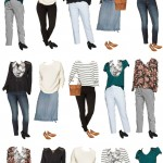 Spring Capsule Wardrobe: Mix & Match Outfit Ideas from Target