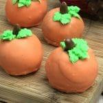 Pumpkin Spice Truffles Recipe