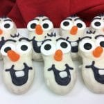 Celebrate Frozen 2 With These Adorable Olaf Cookies