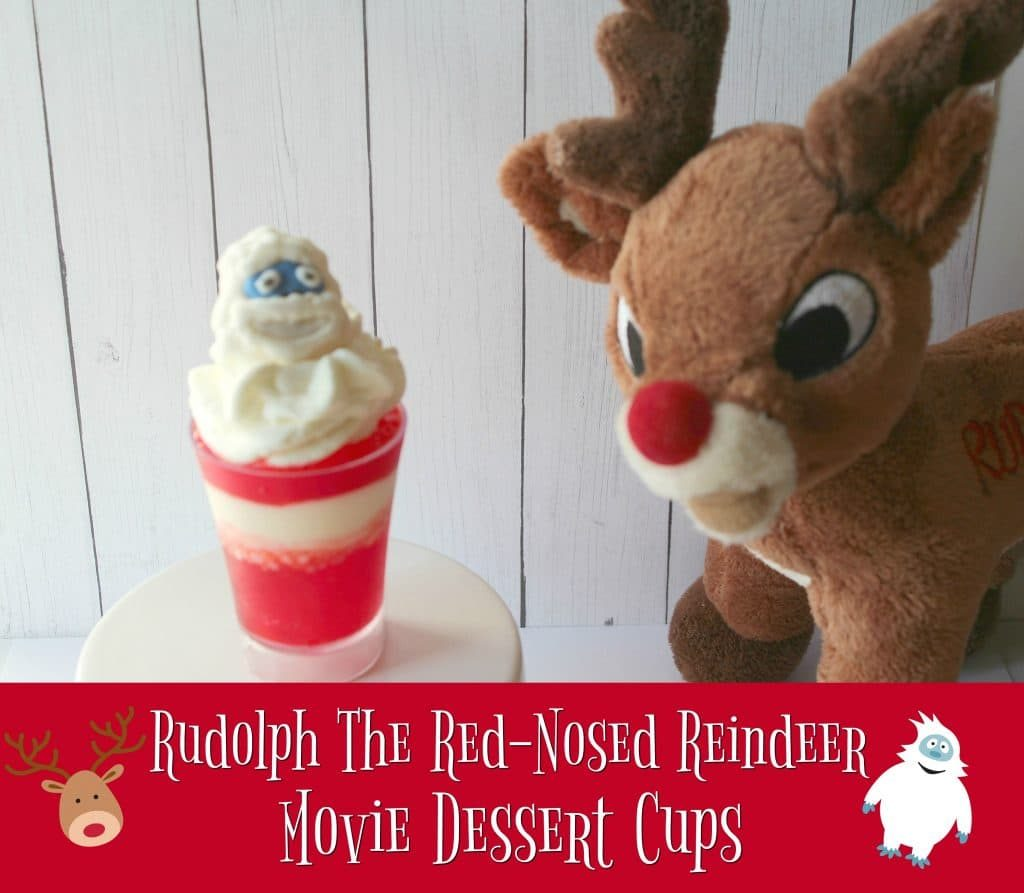 rudolph the red nosed reindeer movie treats fun happy home red nosed reindeer movie treats