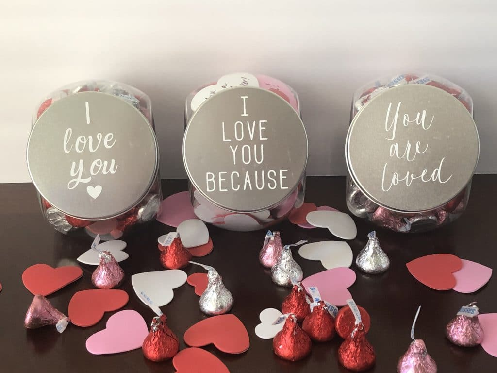 Diy Valentines Day Gifts An Easy Cricut Project Fun Happy Home