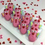 Love Bug Valentines Day Cookies: An Easy Valentine Treats Recipe