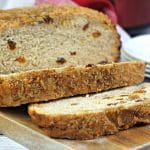 Easy Crock Pot Cinnamon Raisin Bread Recipe
