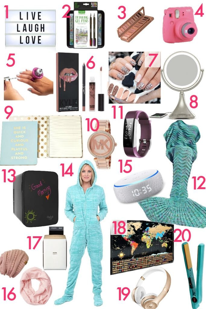 Gifts For Teen Girls That Will Make Them Think You Re Cool