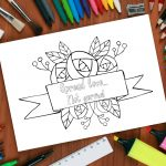 Signs of the Times Coloring Pages