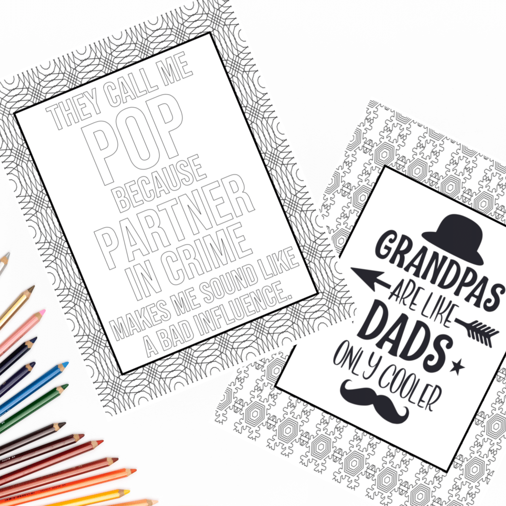Free Printable Father Coloring For Kids Fathers From Daughter ... | 1024x1024