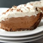 Keto Chocolate Pie: Easy French Silk Pie Recipe